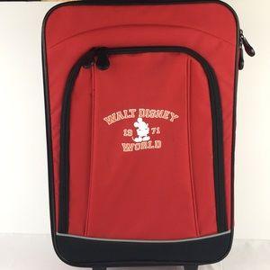 Walt Disney World 1971 Vintage Luggage